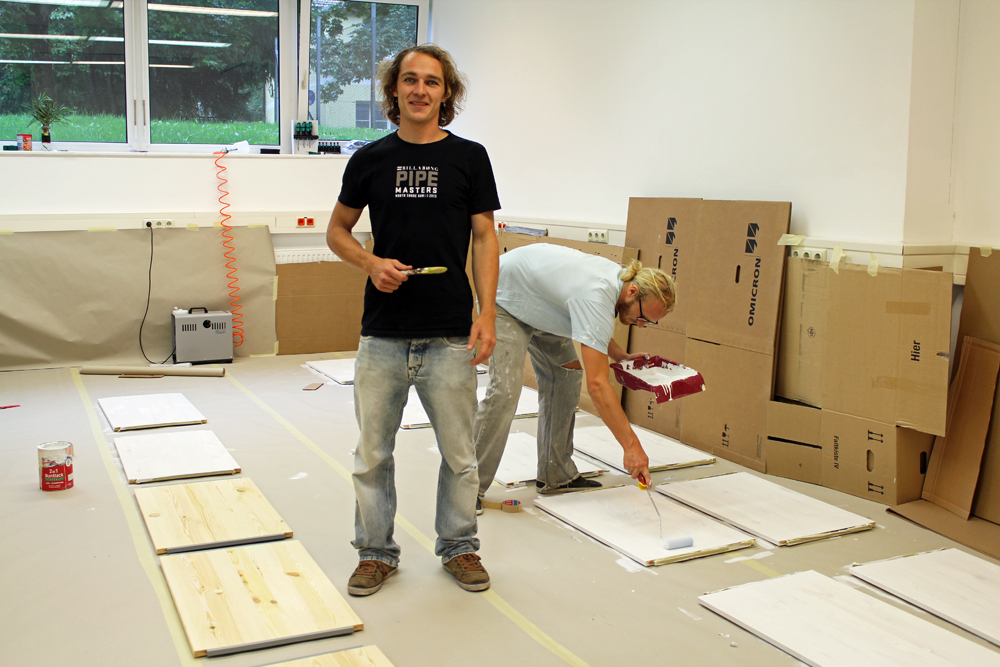 Happylab Bauarbeiten Techno 5 006 üa