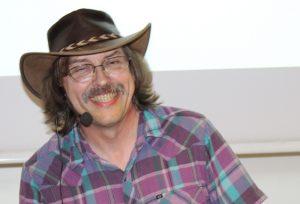 Larry Wall, Erfinder von Perl