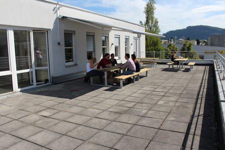 Terrasse-Markise Bauteil 450x300