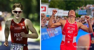 Nicht jeder ist zum Leistungssportler geboren: Cardio24 betreut die beiden Läufer Lukas Hollaus und Lukas Pertl.