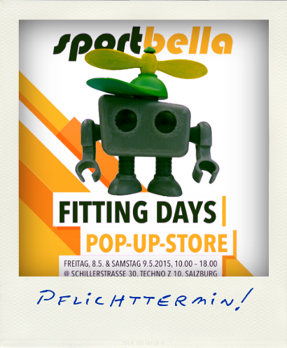Fitting Days sportbella