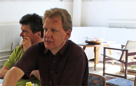 Dipl.-Ing. Patrick Neumann, seit 2002 im Techno-Z Saalfelden