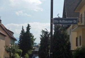 Otto-Nußbaumer-Straße in Salzburg