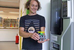Christian Riedlsperger, T1Z1 und der 3D-Drucker