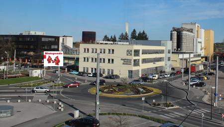 Blutspenden Itzling Gebäude_450
