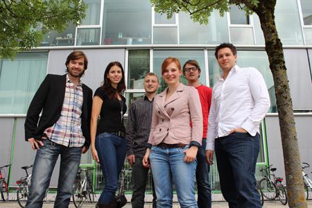 Findologic-Team 2012: jung, dynamisch, sympathisch.