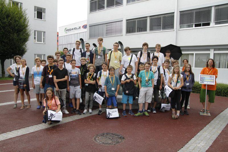 SommerITWoche_Gruppenfoto_©_Salzburg_Research