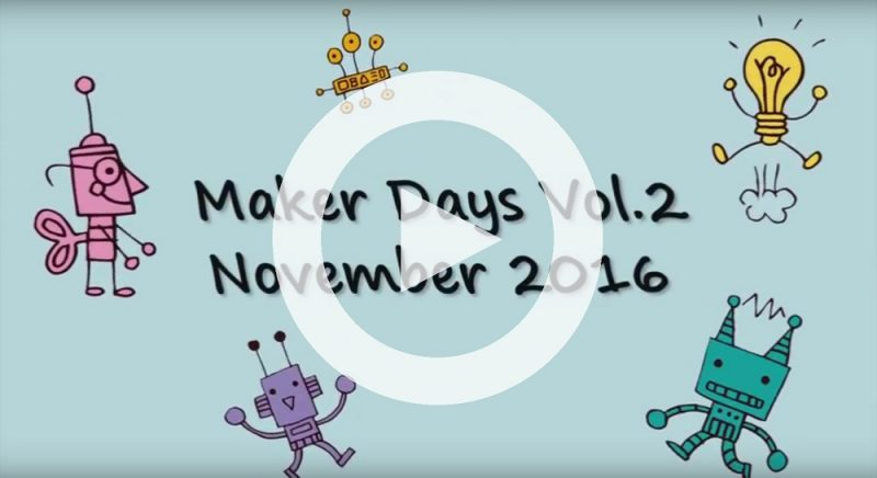 Maker Days by Salzburg Research