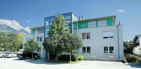 Das Techno-Z Saalfelden ist seit 1990 Wirtschaftsstandort für KMU und Gründer.
