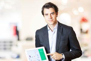 Unternehmensgründer Christian Luger