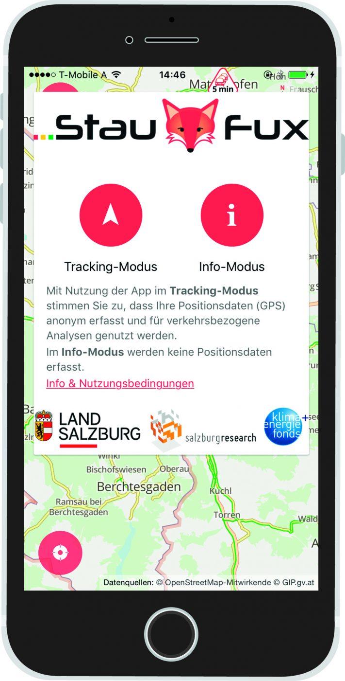 Staufux App