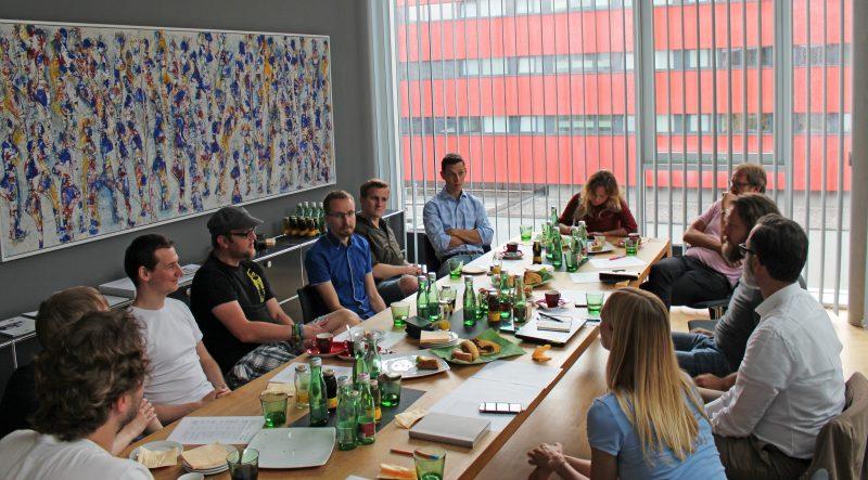 Startup Salzburg Business Frühstück