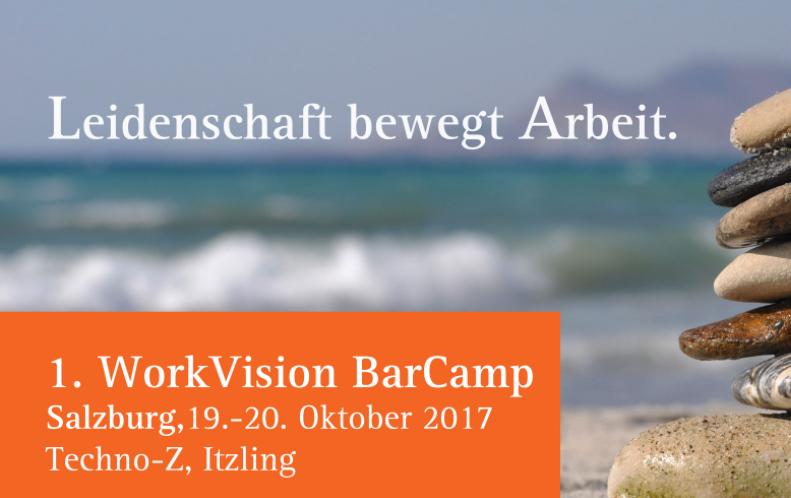 WorkVision BarCamp Salzburg