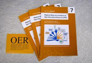 Machbarkeitsstudie: OER Schulbücher
