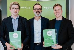 Startup Journalistenpreis 2018