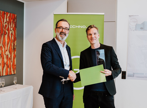 Jakob Steinschaden: Platz 1 Startup Journlaistenpreis 2018