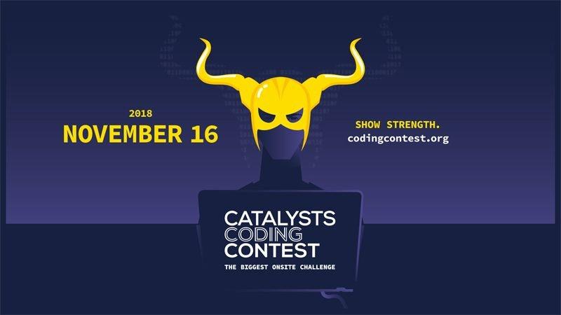 Catalyst Coding Contest 2018