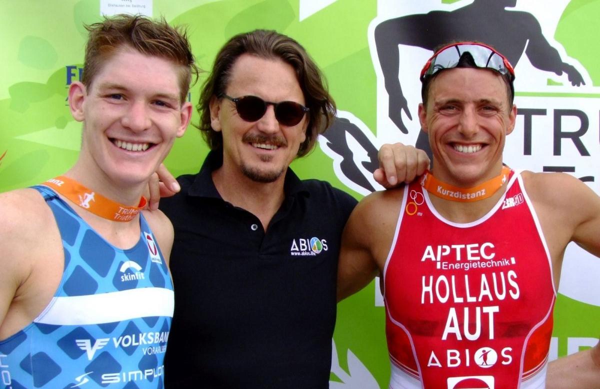 Anton Kesselbacher, Triathlon Coach und Unternehmer