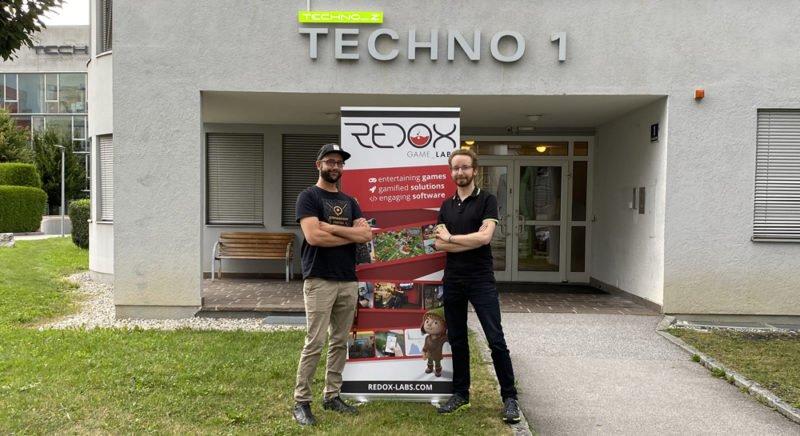 Rene Baumgartner Philipp Goetz, REDOX GmbH
