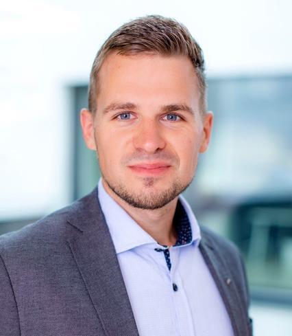 Porträtbild Thomas Mayr, Inhaber tm-Handelsagentur