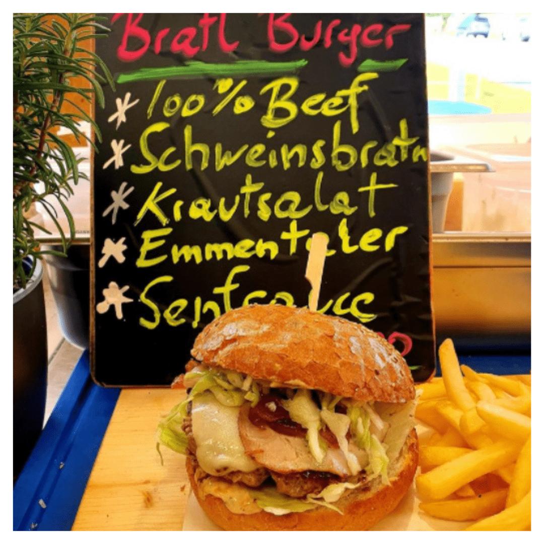 DsBurger Foodtruck Salzburg